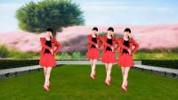 广场舞《曼丽》怀旧金曲,简约十六步,健身又快乐