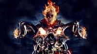 火焰锁链战神摩托,邪灵附体恶魔归来