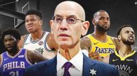 官方通告! NBA复赛目标时间定在7月31日