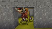 迷你世界419:同伴被怪物抓走了,我要闯过机关才能救出伙伴,我成功了吗