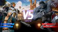 漫威VS卡普空:绿巨人 蜘蛛侠VS小宇航的地狱王子 剑客 谁会赢