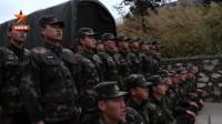 解放军东风导弹部队春节战备画面,越到春节,战备等级越高