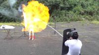 谷阿莫Life 45:模拟木星点燃,测试看看氢气爆炸的威力,再也不敢玩氢气球了