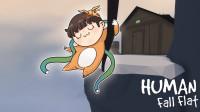 【风笑试玩】山顶!丨Human Fall Flat EP10