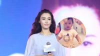 张柏芝晒带孩子玩耍视频 意外曝光三胎儿子正脸