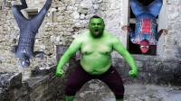 蜘蛛侠:蜘蛛侠兄弟戏弄绿巨人,结果很悲惨!
