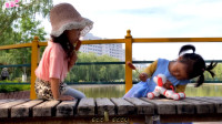 宝贝音乐视频《彩虹的微笑》美美哒姐妹花《第175部》