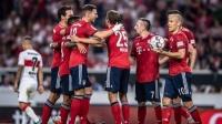 火力全开!拜仁29轮攻入86球 创造德甲历史纪录