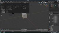 【Blender 2.80 中文基础】003_界面基本操作