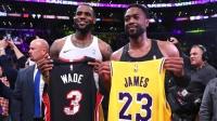 【NBA精华】詹姆斯&韦德25大神级配合!各种逆天长传满场飞舞