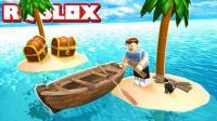 小格解说 Roblox造船模拟器: 建造巨型吉普车? 模拟航海惊涛大冒险! 乐高小游戏