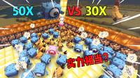 迷你世界:萌眼咚咚来踢馆战斗鸡,结局出乎意料?