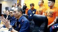 菲律宾警方逮捕90名中国人,系因开设在线赌博并违反防疫规定