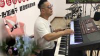 电子琴演奏《小小新娘花》经典情歌,充满了对儿时玩过家家的怀恋