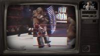 [WWE皇家大战2008]神秘人雷尔决战刀锋艾吉-『精剪』!