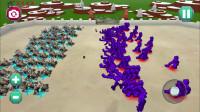 火柴人史诗级战争123-投石车能不能打败巨人战队