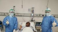 武汉中心医院染新冠医生胡卫锋抢救无效离世, 病情曾一度好转