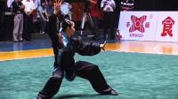 2005年全国武术套路冠军赛传统项目比赛 女子拳术 004 女子八卦掌 侯雯(河南)第一名