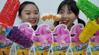 """恶作剧:自制""""方便面冰淇淋""""pk冰淇淋软糖,轻松逗笑吃货"""