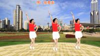健康一生广场舞《你莫走》32步网络情歌 歌甜舞也美 慢动作教学