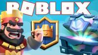 小格解说 Roblox皇室战争大亨: 爆笑模仿游戏! 部落冲突超级大乱斗! 乐高小游戏