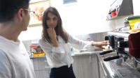 巴尔干09集:24岁塞尔维亚美女教授,找不到工作做前台