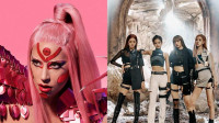 Lady Gaga联手BLACK PINK合作新单【Sour Candy】