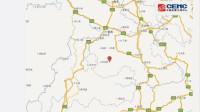 四川宜宾3.3级地震 震源深度13千米
