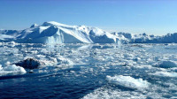 假如南极冰川全部融化,中国将会成为什么样子?看完知道了