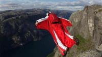 """翼装飞行究竟有多危险?知道事故率后,这简直是""""送命""""运动啊!"""