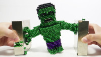 """""""绿巨人""""VS钕磁铁,究竟谁能更胜一筹?接触的瞬间太霸气了!"""