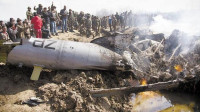 印度这次闯下大祸, 军机侵入邻国领空700米, 一声巨响后当场坠毁