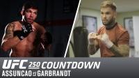 【UFC250 | 倒计时】联合主赛:背水一战的二人——雏量级焦点赛