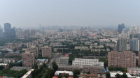 注意浮尘!北京多区已达严重污染