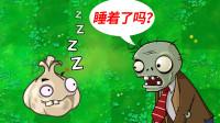 植物大战僵尸beta版:请问大蒜睡不睡觉有区别吗?