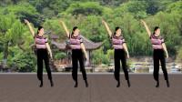 气质美女广场舞《点歌的人》火爆全网舞曲,跳着跳着跳成经典!