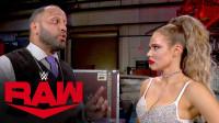 RAW1410:MVP反击拉娜 说她和自己半斤八两 为搏上位 利用莱斯利