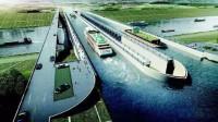 2000吨级大货轮通行!中国南北建千里大运河,将长江水引入淮河!