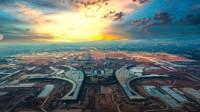 中国又一国际机场开建,年吞吐达9000万人,建成规模将超越大兴!