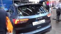 2020款福特翼虎Hybrid版展示, 坐进车内那一刻, 心动了