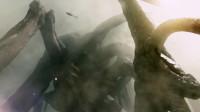 外星孢子坠落地球,遍地长出巨型怪兽,引发了大灾难!