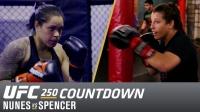 【UFC250 | 倒计时】头条主赛:书写女子综合格斗新历史——女子羽量级冠军战