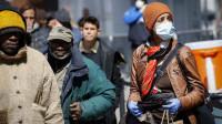 美国新冠肺炎超184万例 美专家称密集抗议活动可能会加剧疫情