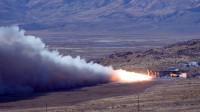 """火箭发动机试车,瞧瞧这""""喷子""""的威力"""