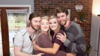 美国2对夫妇产生爱情共鸣,组建多元幸福家庭