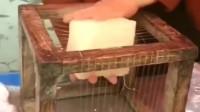 河南大妈自制的切豆腐神器,三下200块