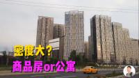 四川成都密度这么大的一片楼盘,是商品房还是公寓呢?有知道的吗