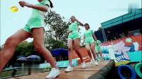 网红桥:绵羊队小姐姐战斗力爆表, 创造最快落水女嘉宾
