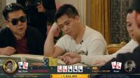 2019传奇扑克伦敦站 私人短牌局4-1