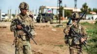 美国在叙利亚猖狂至极,装甲车冲过边境,普京:1700枚核弹了解下